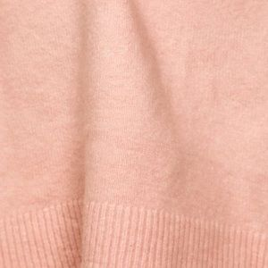Free People Sweaters - Free People Afterglow Blush Pink Oversized Sweater